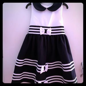 GIRLS NAUTICAL DRESS